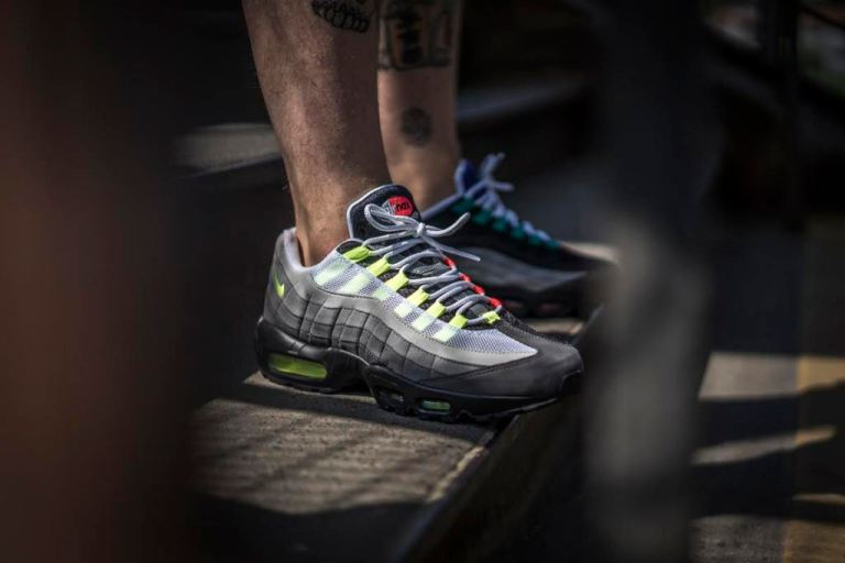 "reputable site abcd4 6c6e1 Fashion) Nike Air Max 95 ""Greedy"" – #TheMusicPlugNYC"