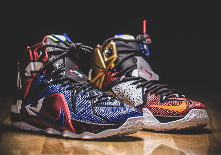 LeBron 12 Instinct Release Date | Sole Collector