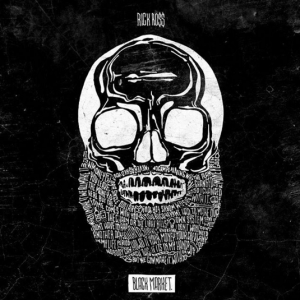 Rick Ross Black Market first cover