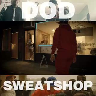 DOD - SWEATSHOP