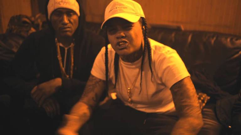 Young MA - oh my gawd