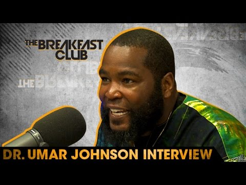 DR UMAR JOHNSON TBC