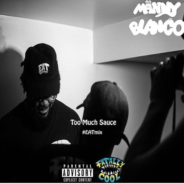 Manny Blanco - too much sauce